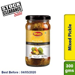 Shan Mixed Pickle Clearance Sale