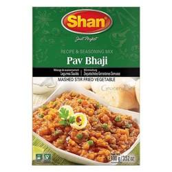 Shan Pav Bhaji
