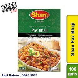 Shan Pav Bhaji Clearance Sale