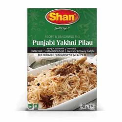 Shan Punjabi Yakhni Pullao