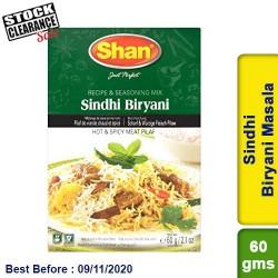 Shan Sindhi Biryani Masala Clearance Sale
