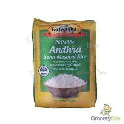 Sona Masoori Rice Katoomba 25kg