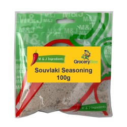 Souvlaki Seasoning 100g