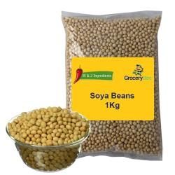 Soya Beans 1Kg M&J