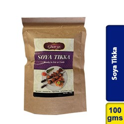 Soya Tikka Ready to Eat or Cook 100g