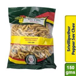 Srivilliputhur Pepper Sev Chev Grand Chettynadu Snacks