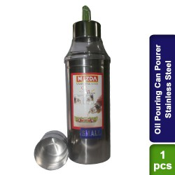 Stainless Steel Oil Pouring Can Pourer