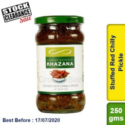 Stuffed Red Chilly Pickle Sanjeev Kapoor Khazana Clearance Sale