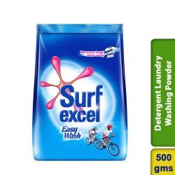 Surf Excel Blue Detergent Laundry Washing Powder 500g
