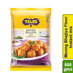 Talod  Moong Bhajiya Flour Instant mix 500gm