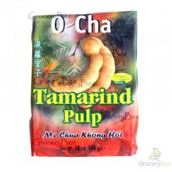 Tamarind Pulp Black (OchaPu)  454g