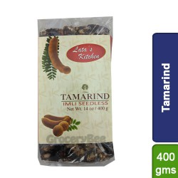 Tamarind Seedless Lata's Kitchen 400g