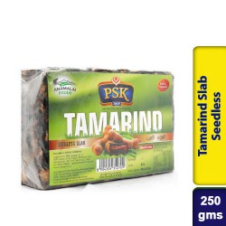 Tamarind Seedless Slabs Block 250g