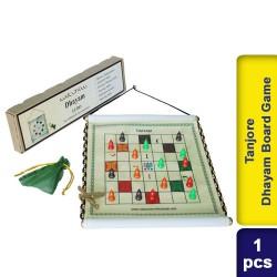 Tanjore Dhayam Thayam Board Game