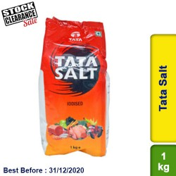 Tata Salt 1Kg Clearance Sale