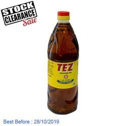 Tez Mustard Oil 1L Clearance Sale