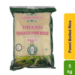 Thanjavur Ponni Boiled Rice 5 Kg