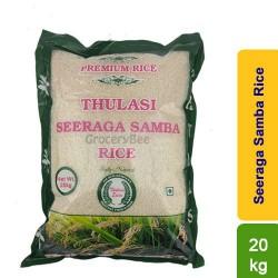 Thanjavur Seeraga Jeeraga Samba Rice 20kg