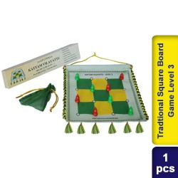 Tradtional Square Board Game Level 3