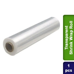 Clear Transparent Pallet Warehouse Shrink Wrap Roll