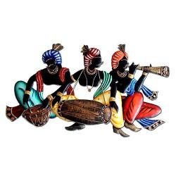 Tree Rajasthani Musician, 28 X 16 Inch