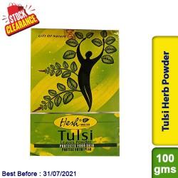 Tulsi Herb Powder Hesh 100g Clearance Sale
