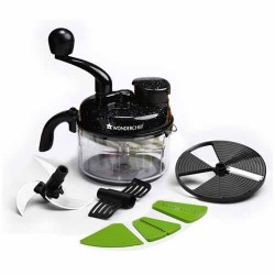Turbo Dual Speed Food Processor Wonderchef