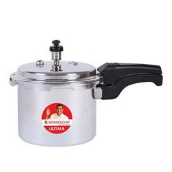 Ultima Presure Cooker Outer Lid 5L Wonderchef