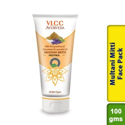 VLCC Ayurveda Multani Mitti Face Pack 100g