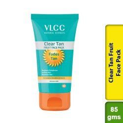 VLCC Clear Tan Fruit Face Pack 85g