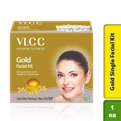 VLCC Gold Single Facial Kit
