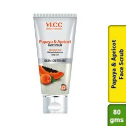VLCC Papaya & Apricot Face Scrub 80g