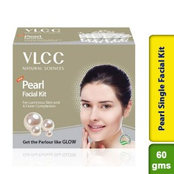VLCC Pearl Single Facial Kit 60g