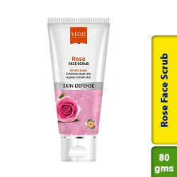 VLCC Rose Face Scrub 80g