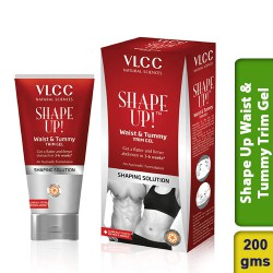 VLCC Shape Up Waist & Tummy Trim Gel 200ml