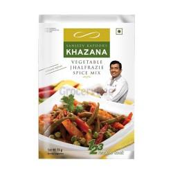 Veg Jalfrazi Spice Mix Sanjeev Kapoor Khazana
