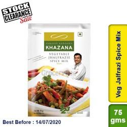 Veg Jalfrazi Spice Mix Sanjeev Kapoor Khazana Clearance Sale