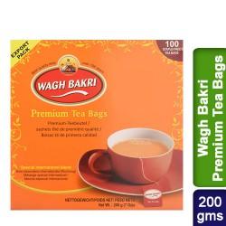 Wagh Bakri Premium Tea Bags 200g