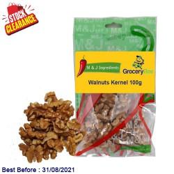 Walnuts Kernel 100g Clearance Sale