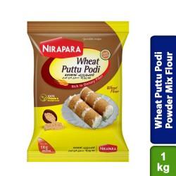 Wheat Puttu Podi Powder Mix Flour Nirapara