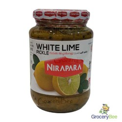 White Lime Pickle