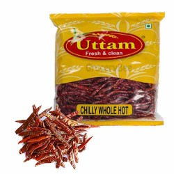 Whole Red Chilli dry 500g