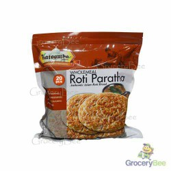 Wholemeal Roti Paratha Frozen 20pc