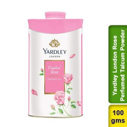 Yardley English Rose Talcum Powder