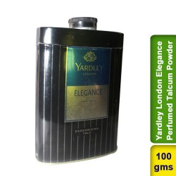Yardley London Elegance Perfumed Talcum Powder