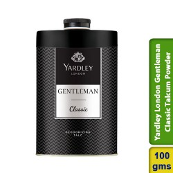 Yardley London Gentleman Classic Talcum Powder