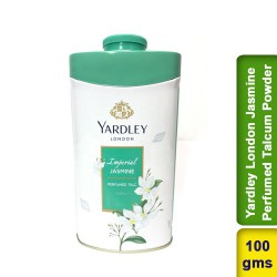 Yardley London Jasmine Perfumed Talcum Powder
