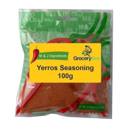 Yerros Seasoning 100g