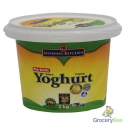 Yoghurt Sharmas Kitchen 2Kg
