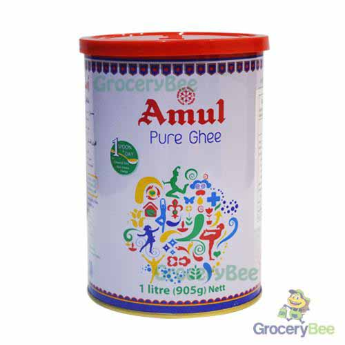 Amul Pure Ghee 1 Ltr